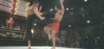 Paco Bloodsport 1988 movie