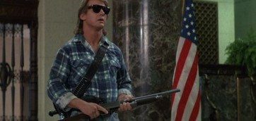 They Live movie - Roddy Piper