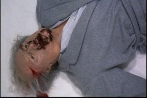 The sad death of Heihachi!