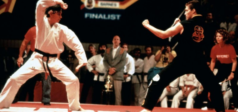 Best Kreese Quotes: Karate Kid 3 Is Better Than The First One • The 80s Movie Club