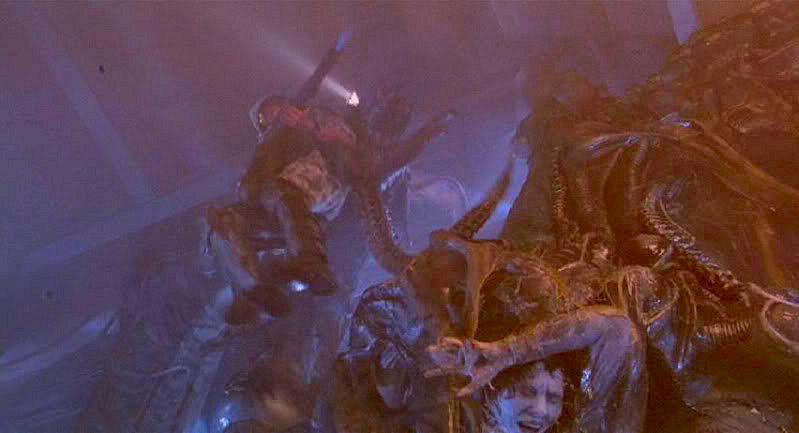 aliens - dietrich death