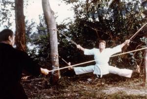 Bloodsport Movie Van Damme Training