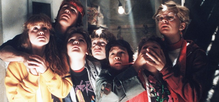 Ten reasons why The Goonies is the best film ever made.