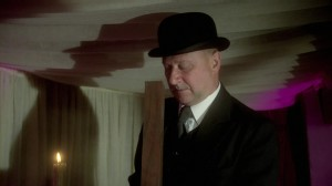 Donald Pleasance is never not scary.
