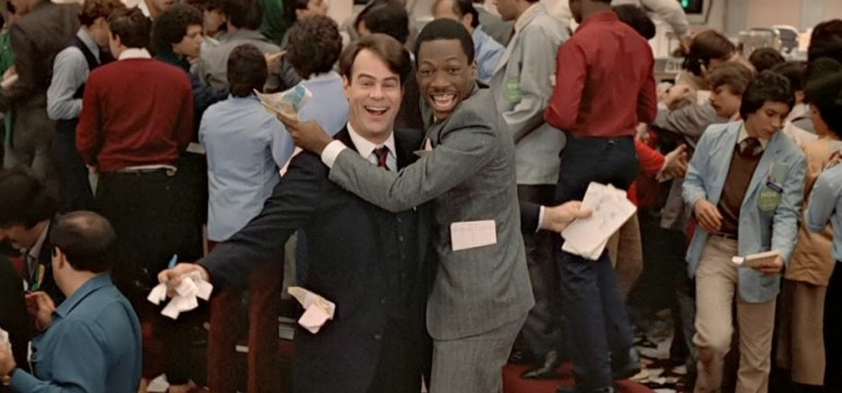 Ten reasons why Trading Places is the best film ever made.