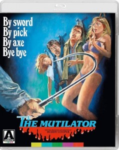 the mutilator arrow blu ray