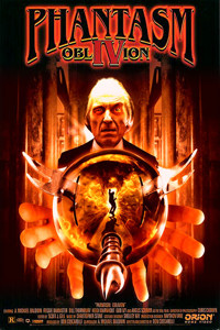 phantasm 4 - 1998 - movie poster