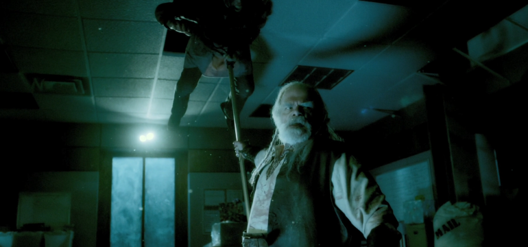 Portmanteau-a-go-go #21 – A Christmas Horror Story